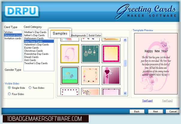 Download Greeting Cards Designing Program